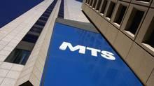 Manitoba Telecom Services (Joe Bryksa/The Canadian Press)