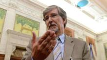 Privacy Commissioner Daniel Therrien, seen in 2014, says Bill C-51 provides great power to federal agencies with little oversight. (Sean Kilpatrick/The Canadian Press)