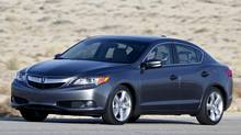 2013 Acura ILX 2.0L (Honda)