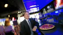 Boston Pizza CEO Mark Pacinda has led the firm's growth as a national chain. Kevin Van Paassen/The Globe and Mail (Kevin Van Paassen/The Globe and Mail)