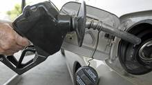Gasoline and groceries are fuelling a flare-up in inflation. (DARRYL DYCK/Darryl Dyck/CP)