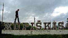 Robin Esrock travels to the small Lithuanian town of Kupiskis to learn about his family history. (Robin Esrock)