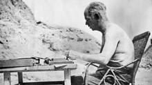 Norman Bethune is viewed as a national hero and martyr in China, whose eulogy by Mao Zedong used to be required reading for children. His reputation as a martyr in the war against Japan is being recalled by state media as tensions between Beijing and Tokyo rise dangerously. (The Canadian Press)