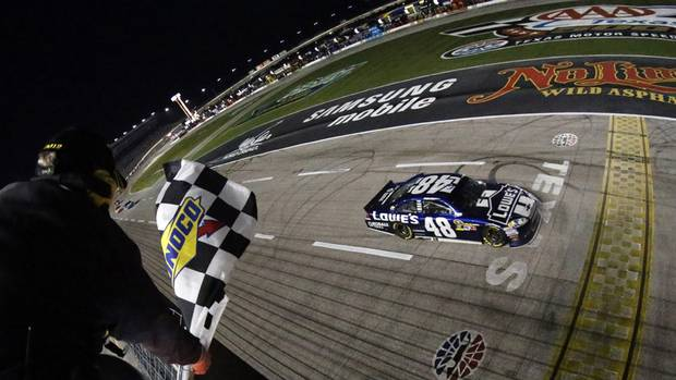 Unusual Point System Inspires Mediocrity In Nascar Drivers