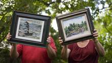 With both at age 69, Jill and Darby are not without concern. 'You don't want to outlive your money,' Jill said. (Ashley Hutcheson/The Globe and Mail)