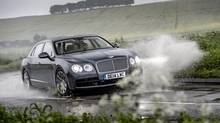 2015 Bentley Flying Spur V8 (James Lipman/Bentley)