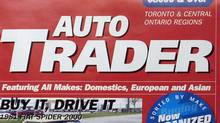 Auto Trader. (Louie Palu/The Globe and Mail)