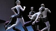 Ballet B.C. in action