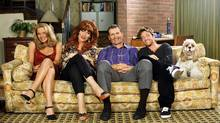 """Fox's """"Married... with Children"""" was an early hit for the network. (FOx)"""