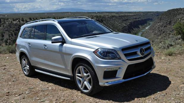 Mercedes 39 best looking suv the globe and mail for Looking for used mercedes benz