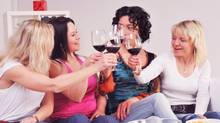 Guidelines suggest 10 drinks a week, no more than two a day (Thinkstock)