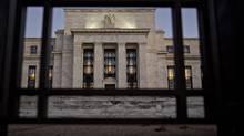 Federal Reserve in Washington, D.C. (Andrew Harrer/Bloomberg)
