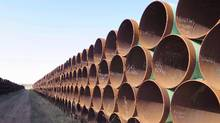 The proposed 1,177-kilometre twin pipeline that would run from near Edmonton to a new marine terminal at Kitimat, on the B.C. coast, cannot proceed without the OIC and the NEB certificates. (Alex Panetta/The Canadian Press)