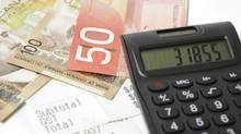A new Fraser Institute paper says Canada's marginal tax rates are relatively high compared to other countries. (Photos.com)