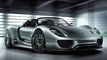 Porsche 918 Spyder (Porsche)