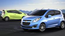 Generation Y car buyers have little patience for the 'old' ways of the auto industry. This Internet-savvy group wants good fuel economy in a ride that feels like an extension of their smart phones. Chevy's answer for this is the 2013 Spark. (General Motors)