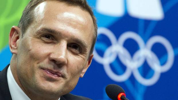 Steve Yzerman The guy has one of the greatest hockey careers in history and is a leader in the hockey world. He is the general manager of the 2014 Olympic team and has the responsibility to choose the team that will represent our country at the biggest tournament in the world. Few people can have that kind of influence in our national sport. Rob Williams, Saint John, B.C. (Ryan Remiorz/The Canadian Press)