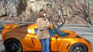 Marian Cheney has vetoed a long list of car deals Peter has proposed, including a Lotus Exige (pictured) and a Porsche Boxster Spyder.