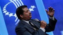 Neil deGrasse Tyson isn't a rock star: he's a star star. (JP Yim/Getty Images)