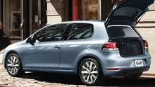 2010 VW Golf (Volkswagen)