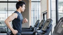In a study, students completed a 20-week exercise program just ahead of exams, then their heart rates were measured for variations in beats. (istockphoto)