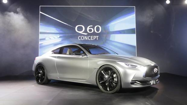 Q60 concept appeal the next step for Infiniti The