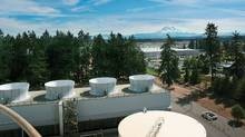 The Frederickson facility in Pierce County, Wash., owned by Capital Power LP (Hand-out/CAPITAL POWER INCOME L.P.)