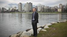 Re/Max realtor Keith Roy, seen in Vancouver in February, had been on the professional standards committee of the Real Estate Board of Greater Vancouver since 2014, but The Globe and Mail has learned the board voted not to renew his position on Thursday. (Rafal Gerszak for The Globe and Mail)