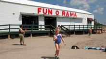 The Fun-O-Rama is just one example of how York, Me. seems like it hasn't changed in 60 years. (AMANDA RUGGERI For the Globe and Mail)