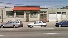 955 East Hastings St., Vancouver (Google Streetview)