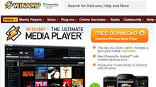 This week, AOL, which owns Winamp, announced that the media-player software will be permanently shut down as of December 20. (Winamp.com)