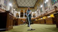 Most of the time, the Commons is like Canada itself: a vast sparsely populated tract dotted with isolated human settlements (Sean Kilpatrick/Sean Kilpatrick/The Canadian Press)