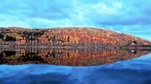 Saint John River near Woodstock, NB. (BRIAN ATKINSON/BRIAN ATKIKNSON)
