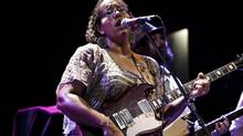 Brittany Howard of Alabama Shakes. (CHAD BATKA/The New York Times)