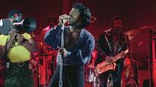 Designed as a cultural complement to the Muhammad Ali-George Foreman fight, Zaire '74 was headlined by the Godfather of Soul, James Brown. (Picasa 2.7)