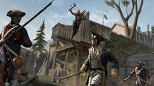 Images from Ubisoft's game Assassin's Creed III. (Handout)