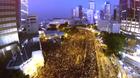 Screen+Shot+2014 09 30+at+10.13.14+AM Globe in Hong Kong: Protesters plan escalation as Beijing toughens talk