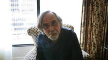 FILE PHOTO: Art Spiegelman, author of Maus, poses for a portrait in his hotel while in Vancouver for the Krazy exhibition at the Vancouver Art Gallery on May 16, 2008. (Jennifer Roberts/The Globe and Mail)