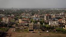 A general view of Burkina Faso's capital, Ouagadougou. (JOE PENNEY/REUTERS)