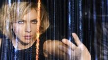 Writer/director Luc Besson directs Scarlett Johansson in Lucy, an action-thriller that examines the possibility of what one human could truly do if she unlocked 100 percent of her brain capacity and accessed the furthest reaches of her mind. (Universal Studios)