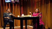 "A scene from ""A Brimful of Asha"""