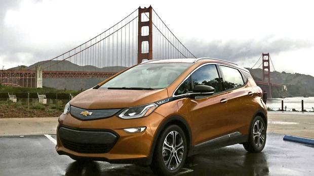 Review: 2017 Chevrolet Bolt is an affordable game-changer and fun to drive