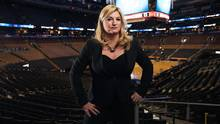 Shannon Hosford, MLSE's vice-president of marketing and communications, at the Air Canada Centre on Toronto on April 7, 2017. (JENNIFER ROBERTS/JENNIFER ROBERTS FOR)