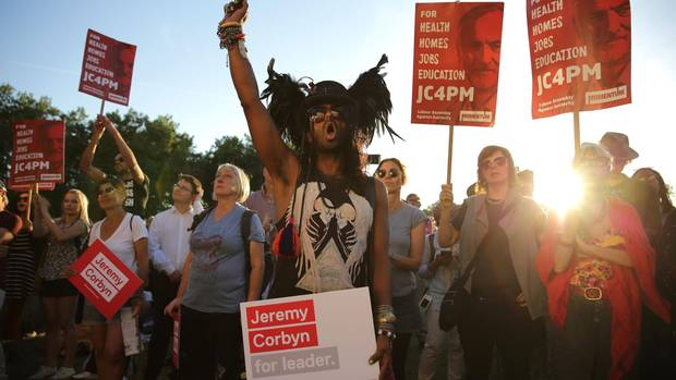 British Labour Party's centre wing risks losing to ...