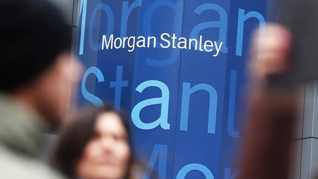 Morgan Stanley Has Reached Pivot Point Ceo Says The Globe And Mail