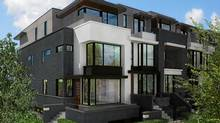 Block, designed by Richard Wengle for Treasure Hill Developments and slated to go up in Little Italy. The development will contain 37 freehold townhouses. (Treasure Hill/Treasure Hill)