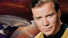 Montreal-born actor William Shatner, aka Captain Kirk. (Canada Post)