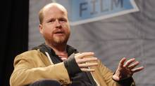 'The Cabin In The Woods' writer Joss Whedon gives a keynote speech at the SXSW Film Festival and Conference in Austin, Texas. (Jack Plunkett/AP/Jack Plunkett/AP)