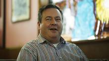 Former member of parliament Jason Kenney is seen in Calgary on Dec. 21, 2016. (Todd Korol/The Globe and Mail)