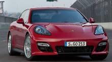 2013 Porsche Panamera GTS (Porsche)